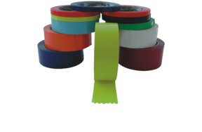COLORED PVC TAPES